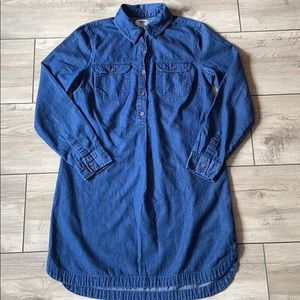 Old Navy Women's Denim Dress Size XS